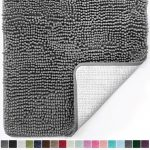 Gorilla Grip Original Luxury Chenille Bathroom Rug Mat