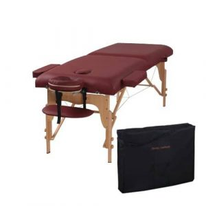 Heaven Massage Two Fold Portable Massage Table
