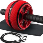 LAFENI Ab Roller, Home Abdominal Exercise Equipment