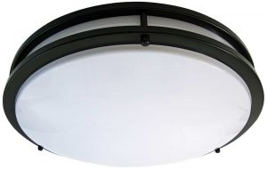 LB72121 12-Inch LED Flush Mount Ceiling Light