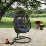 Lantis Outdoor Wicker Hanging Chair
