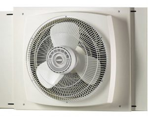 Lasko Electric Reverse Window Fan, W16900