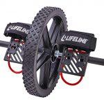 Lifeline Power Wheel for Ultimate Core Training Simultaneously