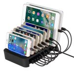 NEXGADGET USB Charging Station Dock for Multiple Device