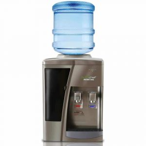 Nutrichef Water Cooler Dispenser, with Kid Safety Lock