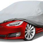Platinum Guard Gray 7 Layer Super Soft Car Cover