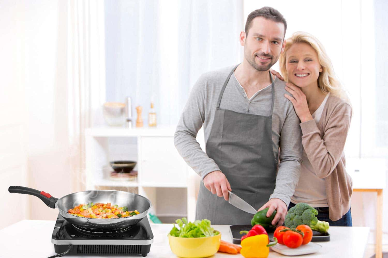 Top 10 Best Portable Induction Cooktops in 2020 Reviews | Buyer's Guide