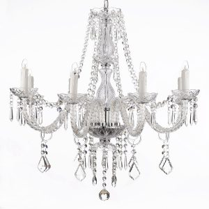 Saint Mossi K9 Crystal Modern Chandelier Lighting