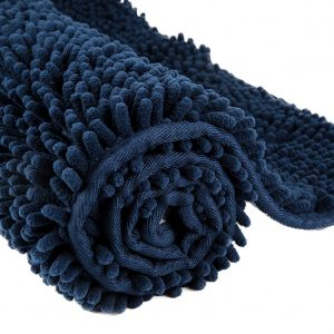 Secura Housewares Bath Rug Bathroom Mat