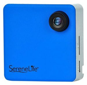 SereneLife Clip on Wearable Camera 1080P Full HD