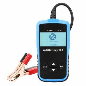 TT TOPDON AB101 Automotive Battery Tester