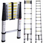 Best Telescoping Ladders in 2019 Reviews | Buyer's Guide