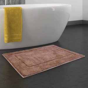 Tomoro Microfibers Non-Slip Bathroom Rug