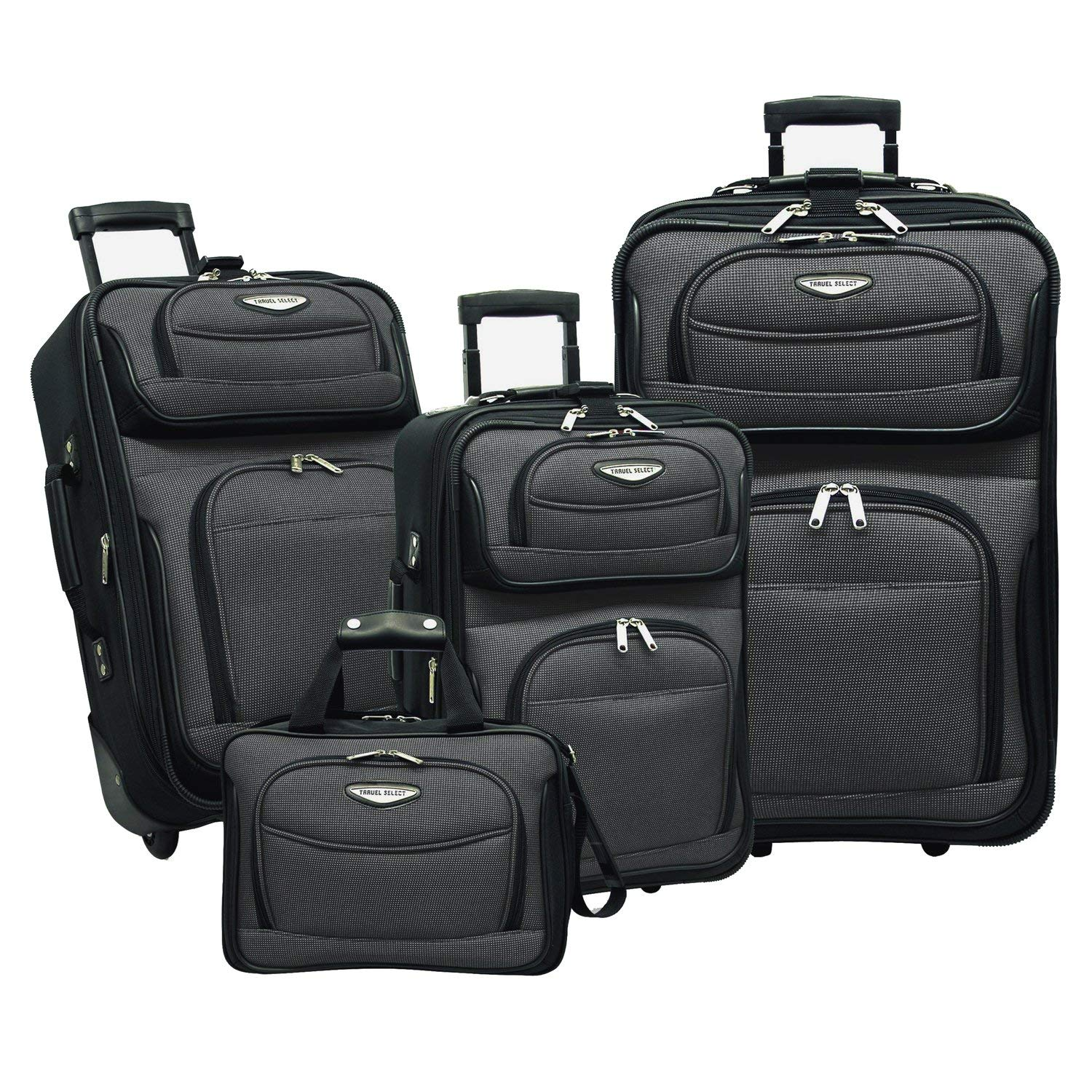 Top 10 Best Travel Luggage Sets in 2020 Reviews & Buyer's Guide