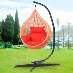 Yaheetech Hammock Air Porch Swing Chair