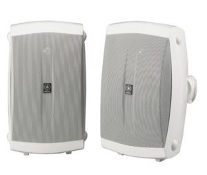 Yamaha Indoor/Outdoor 2-Way Speakers