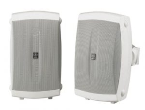 Yamaha NS-AW150WH speakers