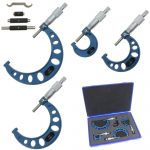 Anytime Tools outside Micrometer with Carbide Tips