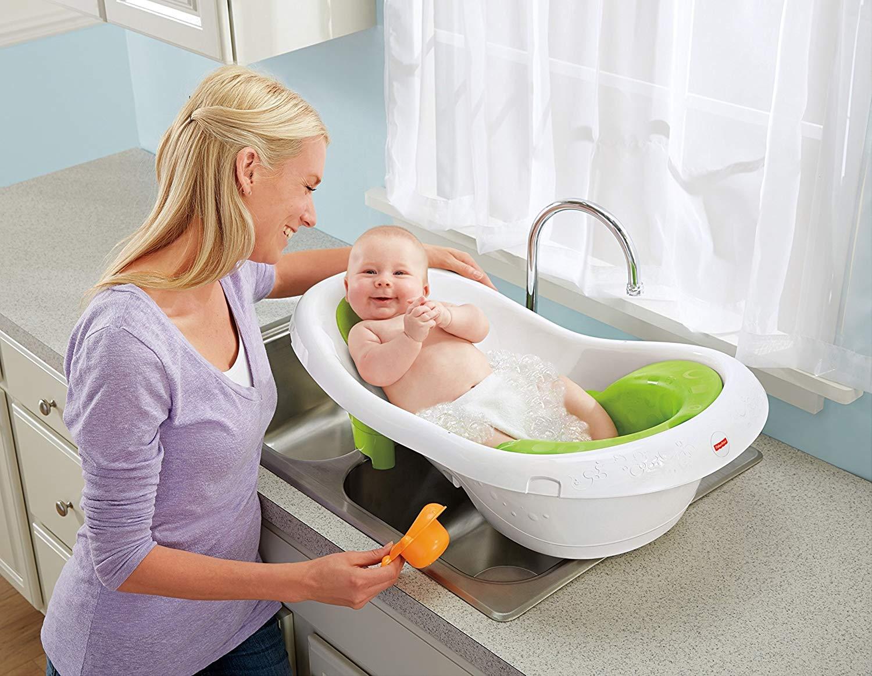 Best Baby Bathtubs in 2020 Reviews   Buyer's Guide