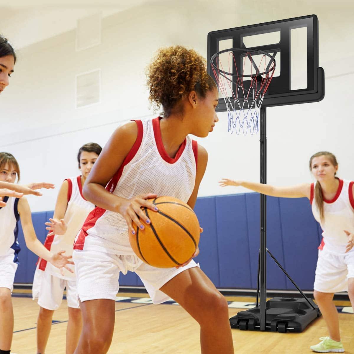 Top 10 Best Basketball Hoops in 2020 – Reviews & Buying Guide