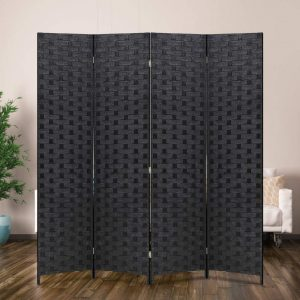 BestMassage 4 Panel privacy screen Room Divider