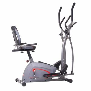 Body Champ Trio Trainer Recumbent Exercise Bike