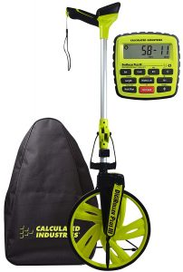 Calculated Industries #6575 Electronic Measuring Wheel