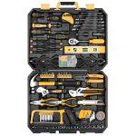 DEKOPRO 168 Piece Auto Repair Socket Wrench