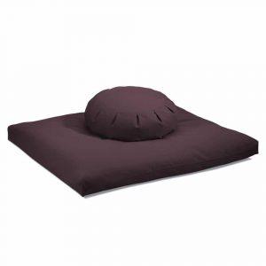 DharmaCrafts Zabuton & Zafu Meditation Cushions