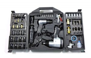 Dynamic Power Air Tool Kit. D-W3-50K