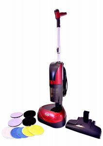 Ewbank EPV1100 Floor Cleaner 4-in-1 Scrubber