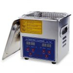 Flexzion Ultrasonic Cleaner with Digital Timer