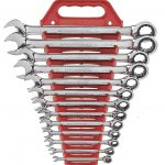 GearWrench 9312 SAE Master 13-Piece Ratcheting