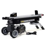 Goplus 6 Ton Hydraulic 1500W Electric Log Splitter
