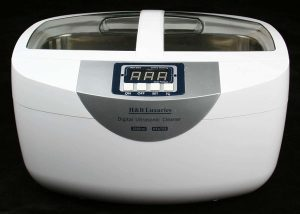 H&B Luxuries Industrial Grade Ultrasonic Cleaner