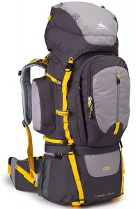High Sierra Internal Frame Backpack with Rain Fly