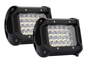 LED Pods 144W OSRAM QUAD LED Light Bar