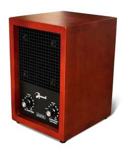 Mammoth Cherry Wood Ionic Ion & Ozone Generator