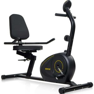 Merax Magnetic Recumbent Exercise Bike
