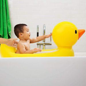 Munchkin White' Hot Duck Tub Inflatable