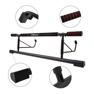 Ollieroo Pull Up Bar Multi-Grip Trainer Doorway Chin Up