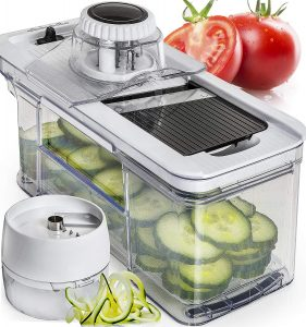 Prep Naturals Adjustable Mandoline Slicer