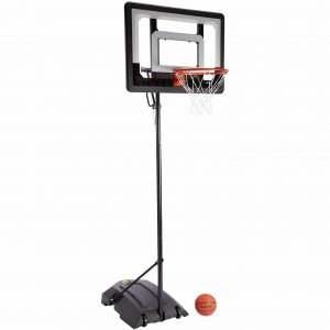 SKLZ Pro Mini Adjustable Height Basketball Hoop System