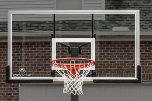 Silverback 60 inches In-Ground Adjustable-Height Basketball Hoop