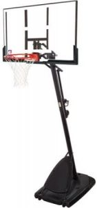 "Spalding NBA 54"" Polycarbonate Backboard"