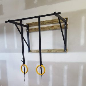 Titan Fitness Pull up Chin up Bar Wall Mounted Bar