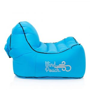 WindPouch Chill 2.0 Portable Lightweight Inflatable Chair