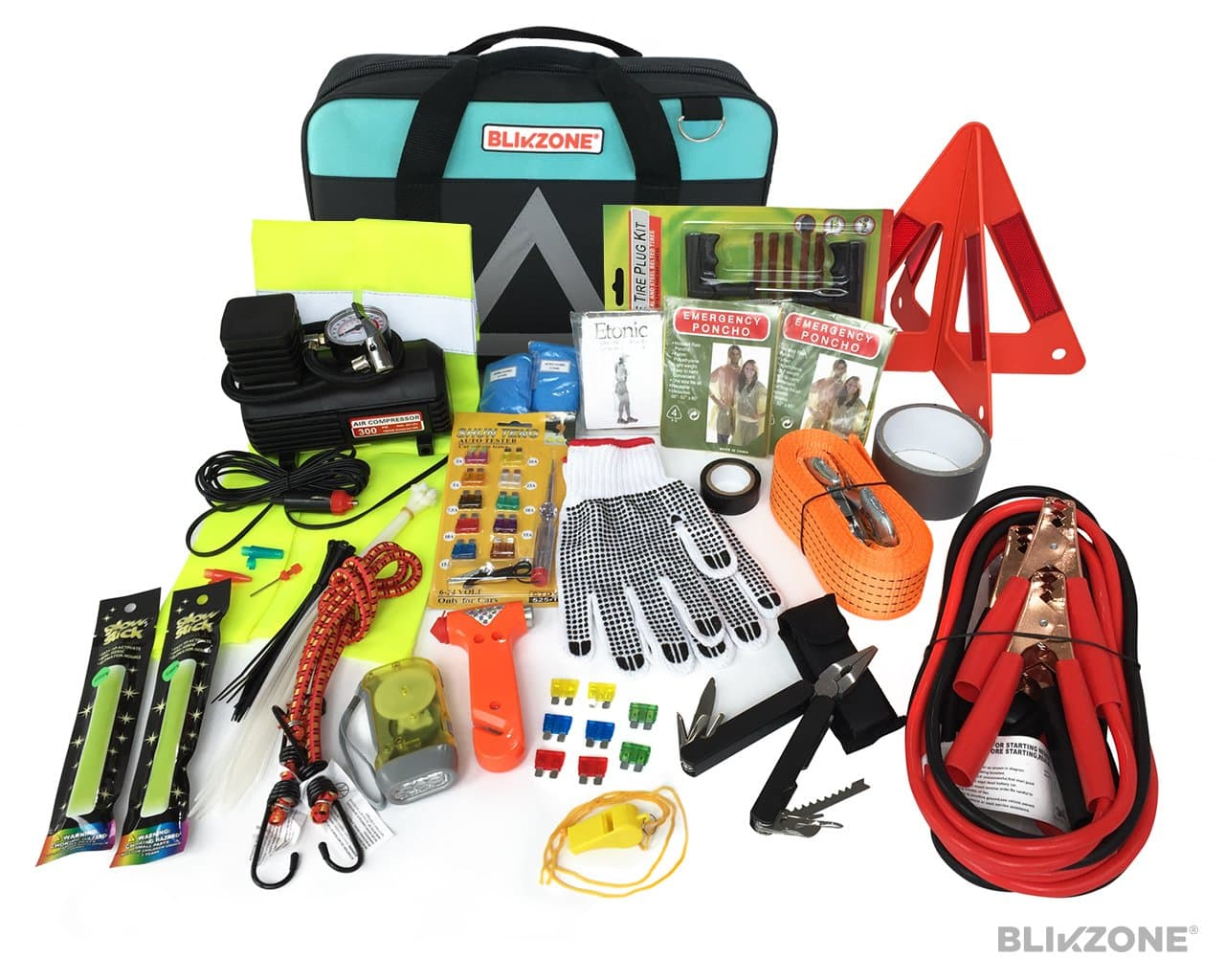 Top 10 Best Roadside Emergency Kits in 2020 Reviews & Buyer's Guide