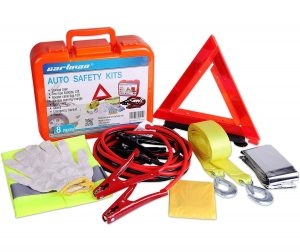 CARTMAN Auto Roadside Assistance Emergency Kit Set