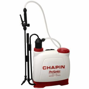 Chapin International 61500 Backpack Sprayer for Fertilizer4- gallon